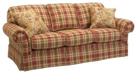 Broyhill Erikson Sofa Crimson Eclectic Sofas By