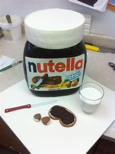 Giant Nutella Jar Cake! | Speciatly / Custom Cakes ...