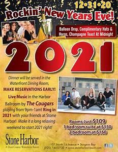 Rockin' New Years Eve 2021 - Stone Harbor Resort