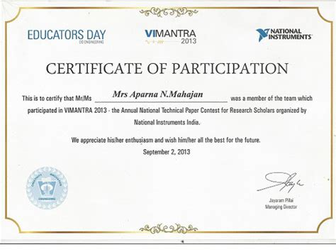 Template For Certificate Of Participation In Workshop by Best Photos Of Pageant Certificate Of Participation