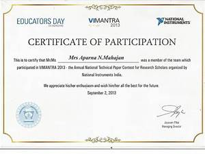 best photos of pageant certificate of participation With template for certificate of participation in workshop