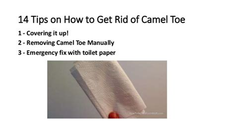 how to get rid of camel toe home remedies