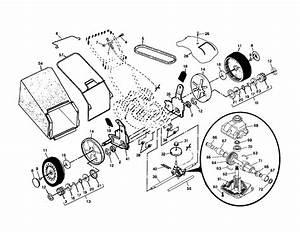 Husqvarna Lawn Mower Parts