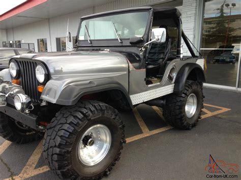 jeep willys custom jeep willys millitary m38 cj 5 1960 39 s 4x4 custom v 8