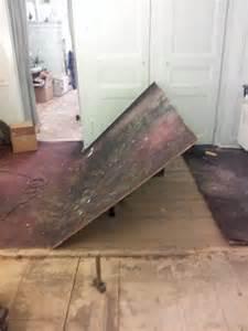 demontage du parquet c39est parti l39ouvriere du 19eme With comment enlever une moquette collée sur du parquet