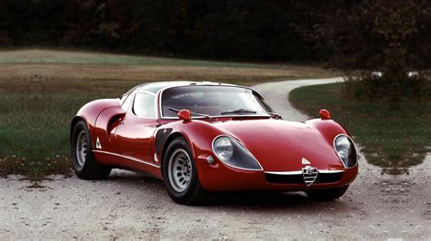 Alfa Romeo Tipo 33 by 1968 Alfa Romeo Tipo 33 Stradale Wallpapers Hd Images