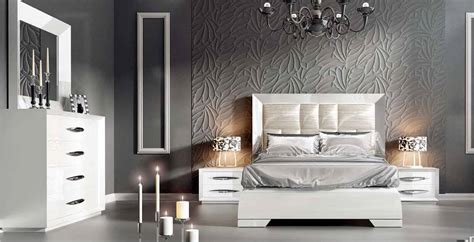 spain wood luxury bedroom furniture sets fort