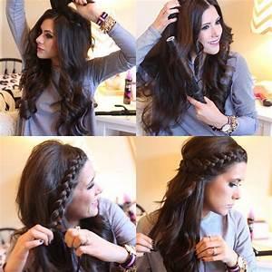 Δώσε ζωντάνια στα μακριά μαλλιά σου με τα αγαπημένα μας χτενίσματα Follow Me