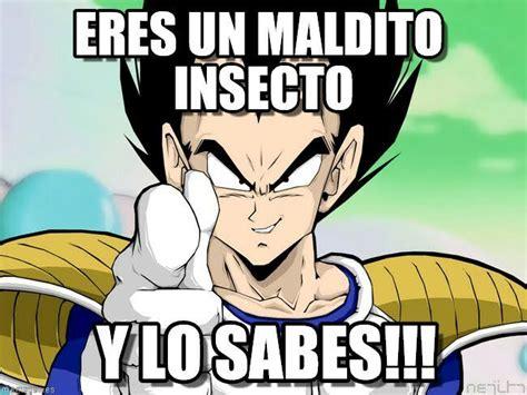 Vegeta Memes - memes de vegeta dragon ball espa 209 ol amino