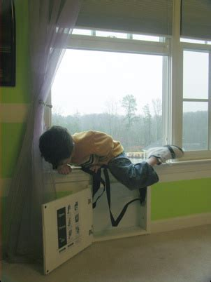 de young properties  offer permanent fire escape ladders