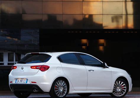 Alfa Romeo Giulietta With Alloy Wheels  Car Pictures