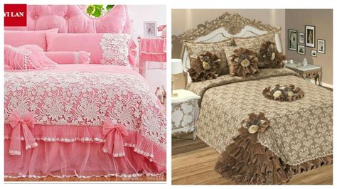 New Stylish Designer Bed Sheets Design Collection Bed