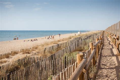 cing la plage et le bord de mer valras plage languedoc roussillon homair vacances