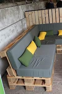 Fabriquer Un Fauteuil : fabriquer un fauteuil en bois de palette maison design ~ Zukunftsfamilie.com Idées de Décoration