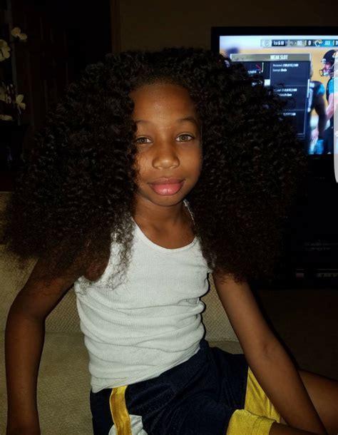 Little Black Boy Long Hair Little Black <a href=