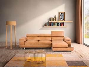 Sofa In Cognac : estro salotti invictus modern cognac italian leather sectional sofa estro italian seating ~ Indierocktalk.com Haus und Dekorationen