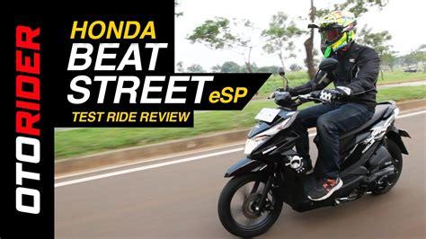 Beat Esp Modif by Honda Beat Esp 2017 Test Ride Review Indonesia