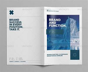 Elite Corporate Design Manual Guide