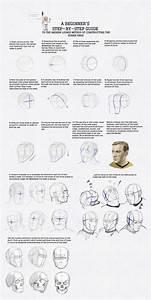 How To Art  U2014 Loomis Method  A Beginner U2019s Guide Wip By