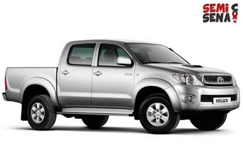 Mobil Toyota Hilux by Harga Toyota Hilux Review Spesifikasi Gambar September