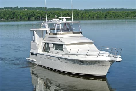 Boat Dealers Red Wing Mn by 1998 Carver 445 Aft Cabin Power Boat For Sale Www