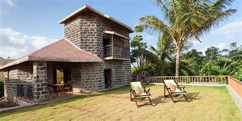 The Stone Cottage   Nisarg Resort Kolhapur