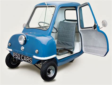 Smallest Car Price by P50cars Remanufacturing The World S Smallest Car