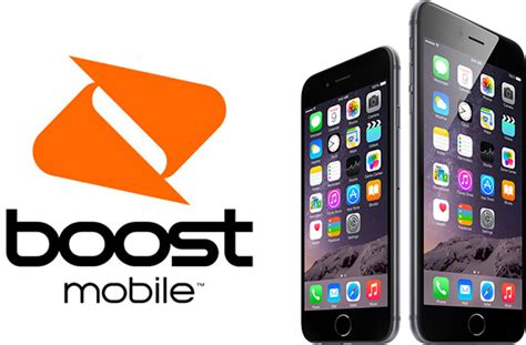 iphone 6 for boost mobile boost mobile to sell iphone 6 and iphone 6 plus for 100