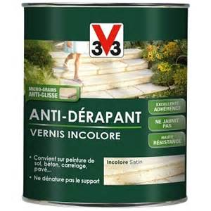 Vernis Carrelage V33 by Peinture Vernis Incolore Antid 233 Rapant V33