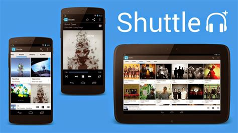 The download time it takes depends on the broadband connection speed and the site you are downloading the songs from. Shuttle+ Music Player v1.4.0 APK Free Download | Musik, Aplikasi, Android