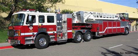 Various Fire Units - Outside L.A. County