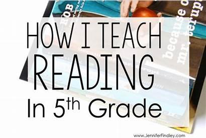 Grade 5th Reading Ela Teaching Centers Elementary