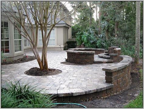 outdoor brick paver patio designs patios home design