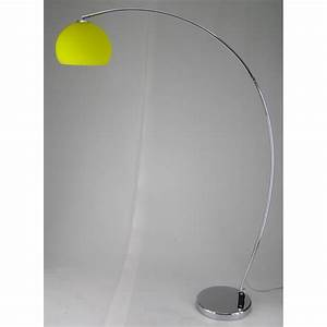 retro lighting lrflooryellow 1 light modern floor lamp With floor lamp yellow uk