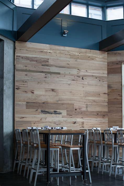 Longleaf Lumber   Reclaimed Oak Post & Beam Paneling