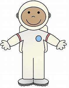 Liitle Astronaut Clipart - Cliparts and Others Art Inspiration