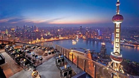 art deco redux  shanghais ritz carlton travel weekly