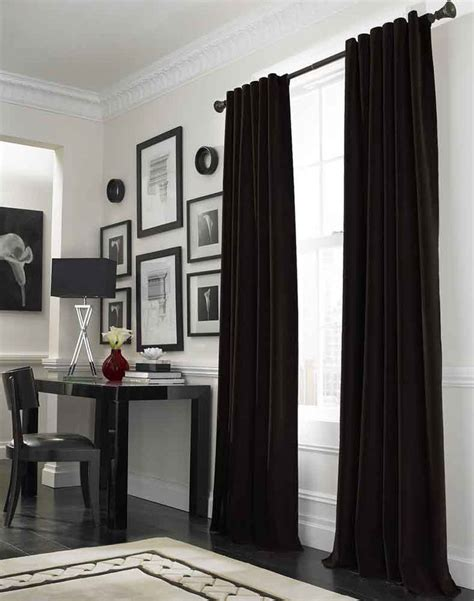 Room With Black Curtains by 25 Best Ideas About Black Curtains On Pinterest