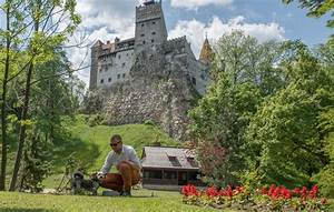 The Myth and Mystery of Bran Castle Transylvania ...