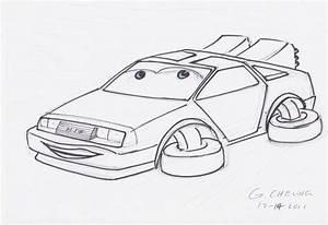 PZ C: cartoon car