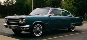 File 1966 Amc Marlin Fastback Aqua Jpg