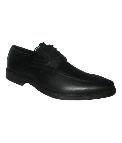 Introducing bugatti shoes, europe's trendmaker, in india. Bugatti Black Formal Shoes Price in India- Buy Bugatti ...