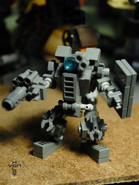 lego for lego mini mech vonholdt