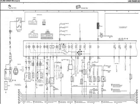 toyota landcruiser 80 series wiring diagram 80 series landcruiser wiring diagram in toyota gooddy