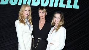 Charlize Theron's Bombshell Transformation Wows at First ...