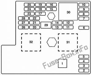 Fuse Box Diagram  U0026gt  Pontiac G5  2007