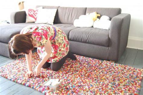 badezimmer beispiele diy teppiche und fußmatten bunt wohnen