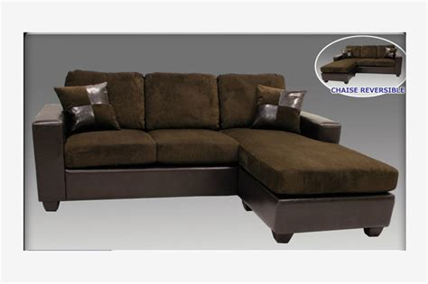 Contemporary Microfiber Sectional Sofa by Modern Chocolate Microfiber Leather Sectional Sofa