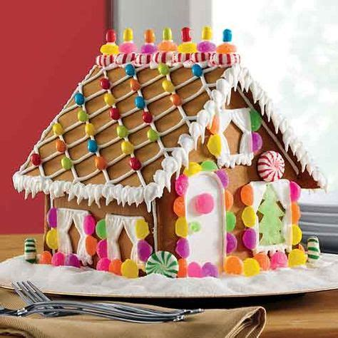 inspiring gingerbread house template ideas