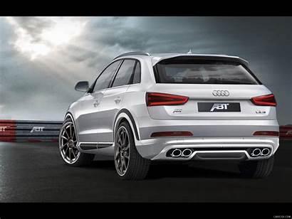 Q3 Audi Abt Rear